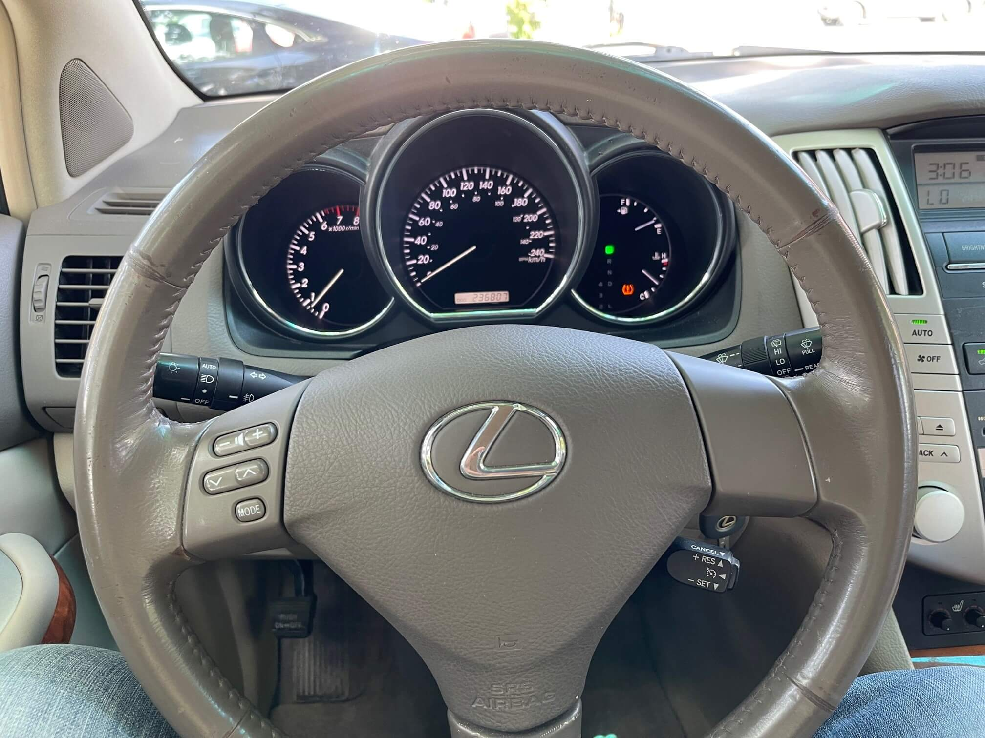 2008 Lexus RX 350 complet