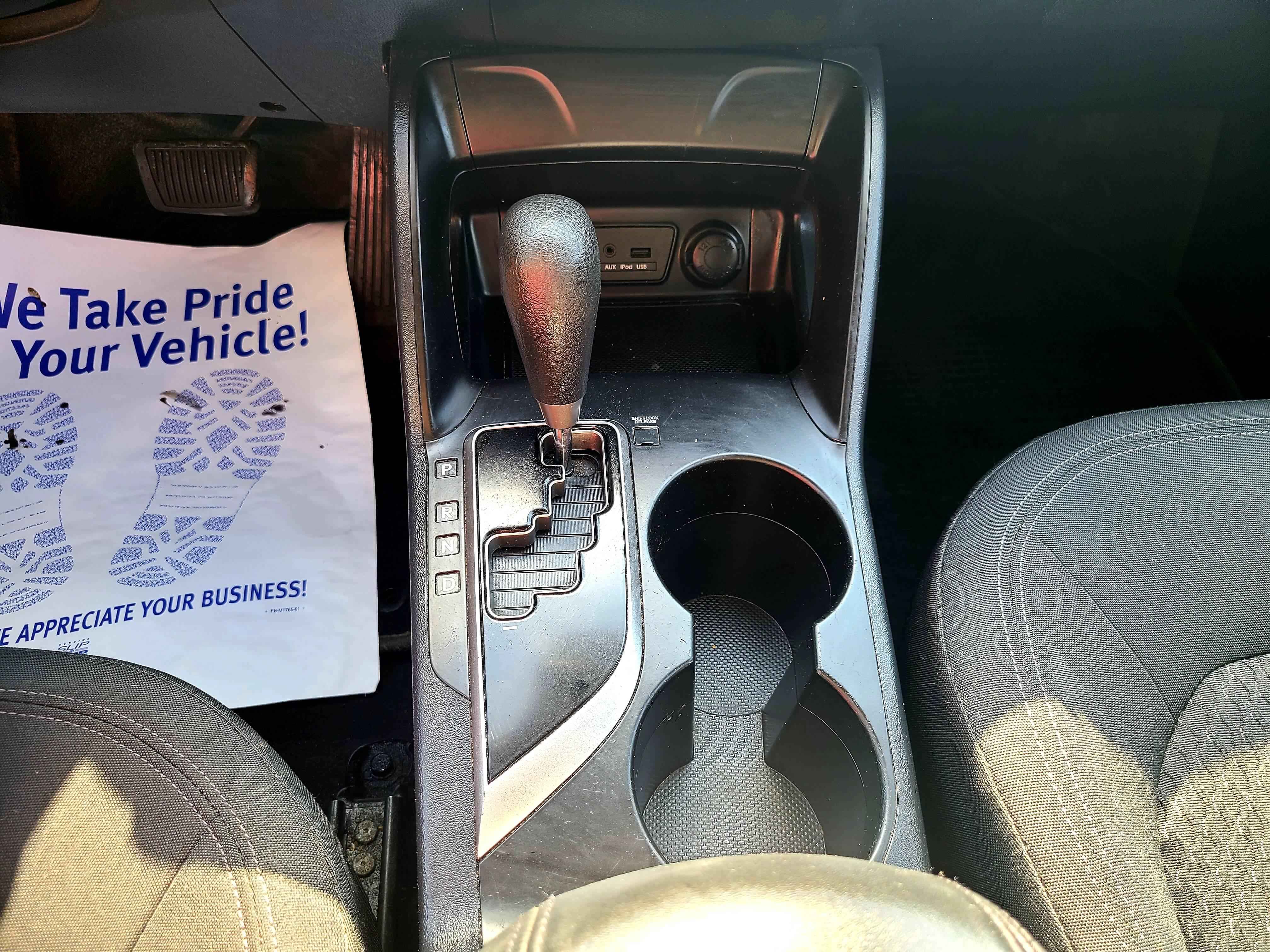 2011 Hyundai Tucson GL complet
