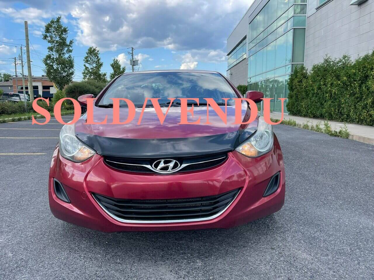 2011 Hyundai Elantra complet
