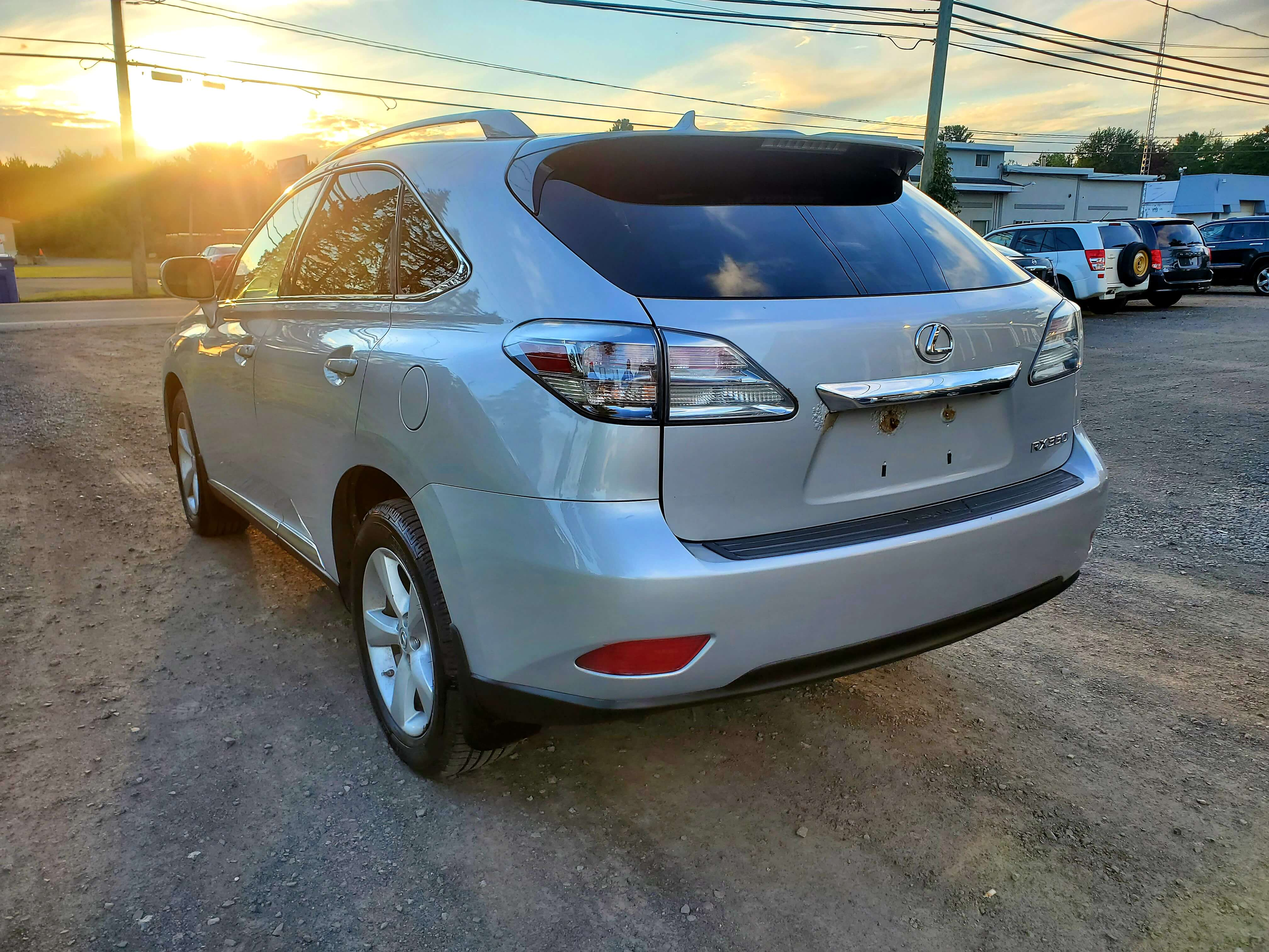 2011 LEXUS RX350 CAMERA,  SUNROOF,  PUSH START, LEATHER complet