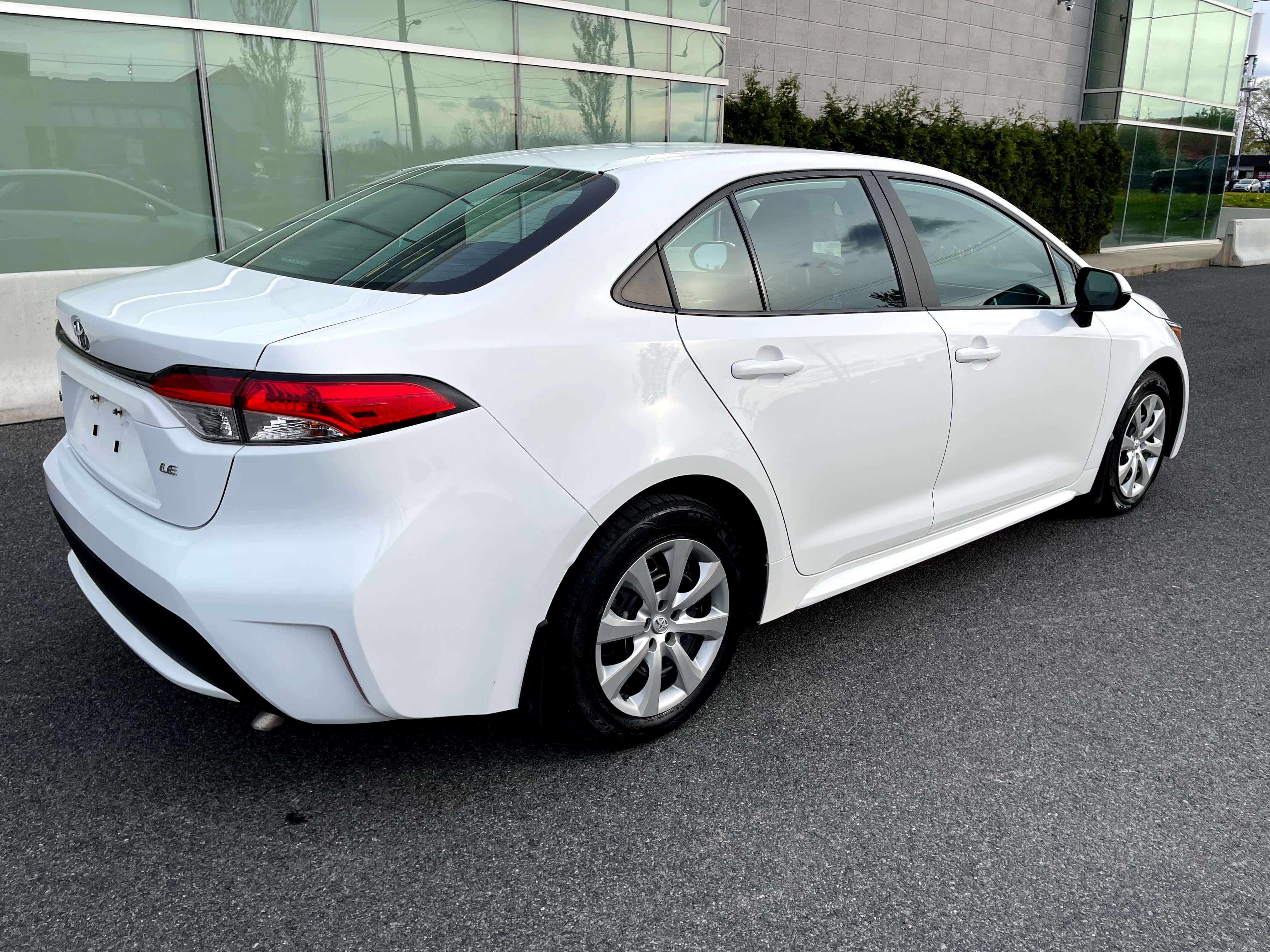 2020 Toyota Corolla complet