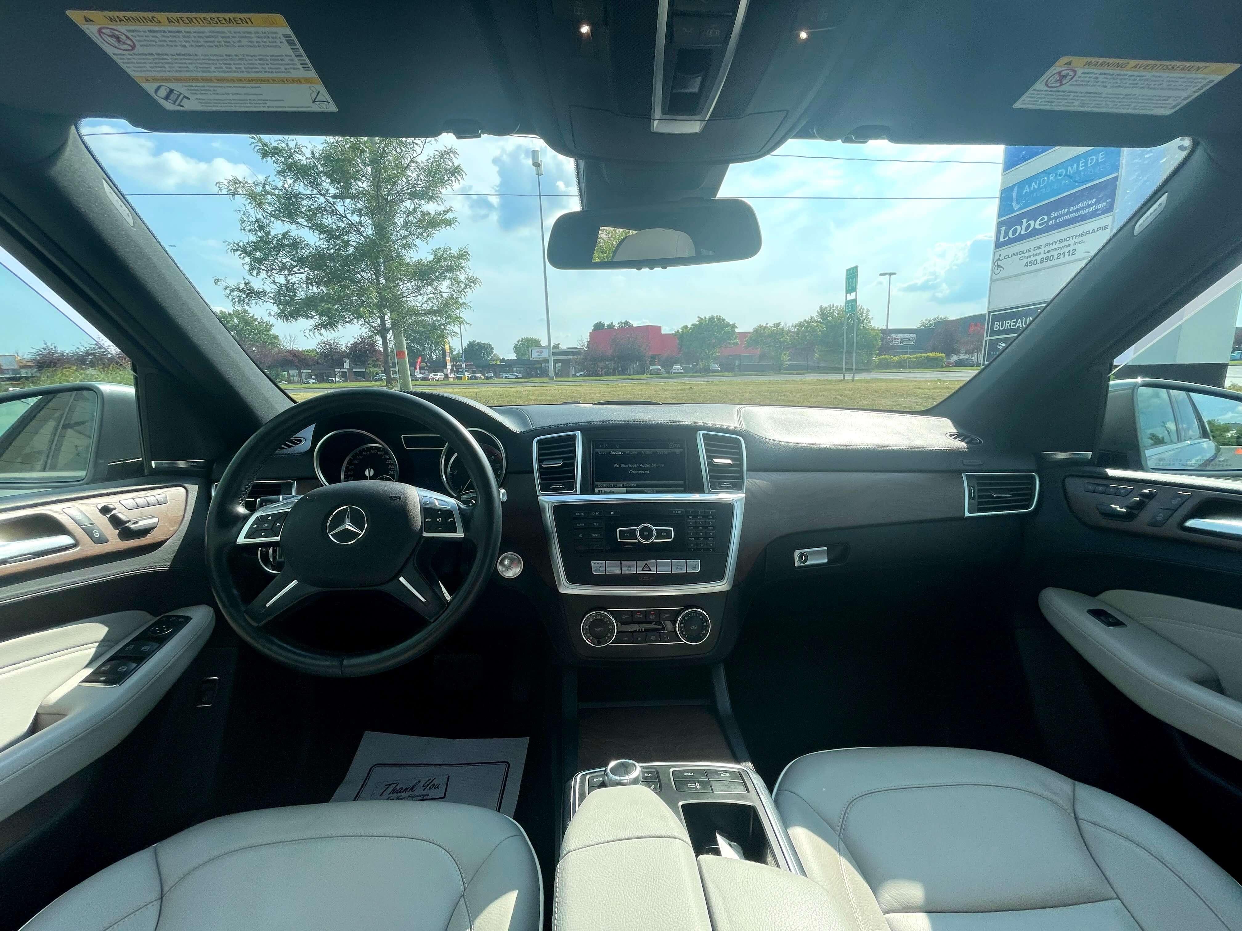 2014 Mercedes-benz M-Class complet