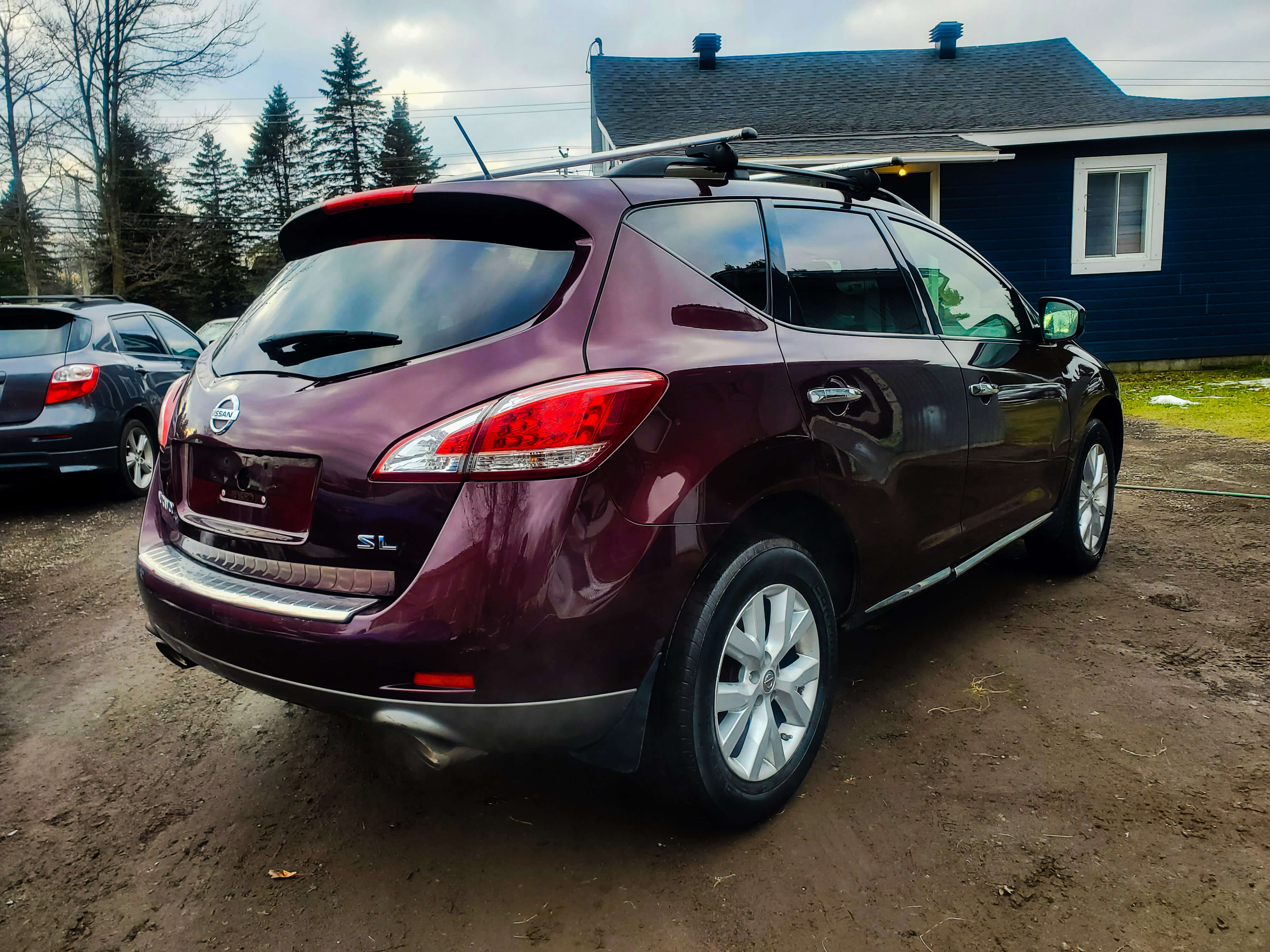 2014 Nissan Murano complet