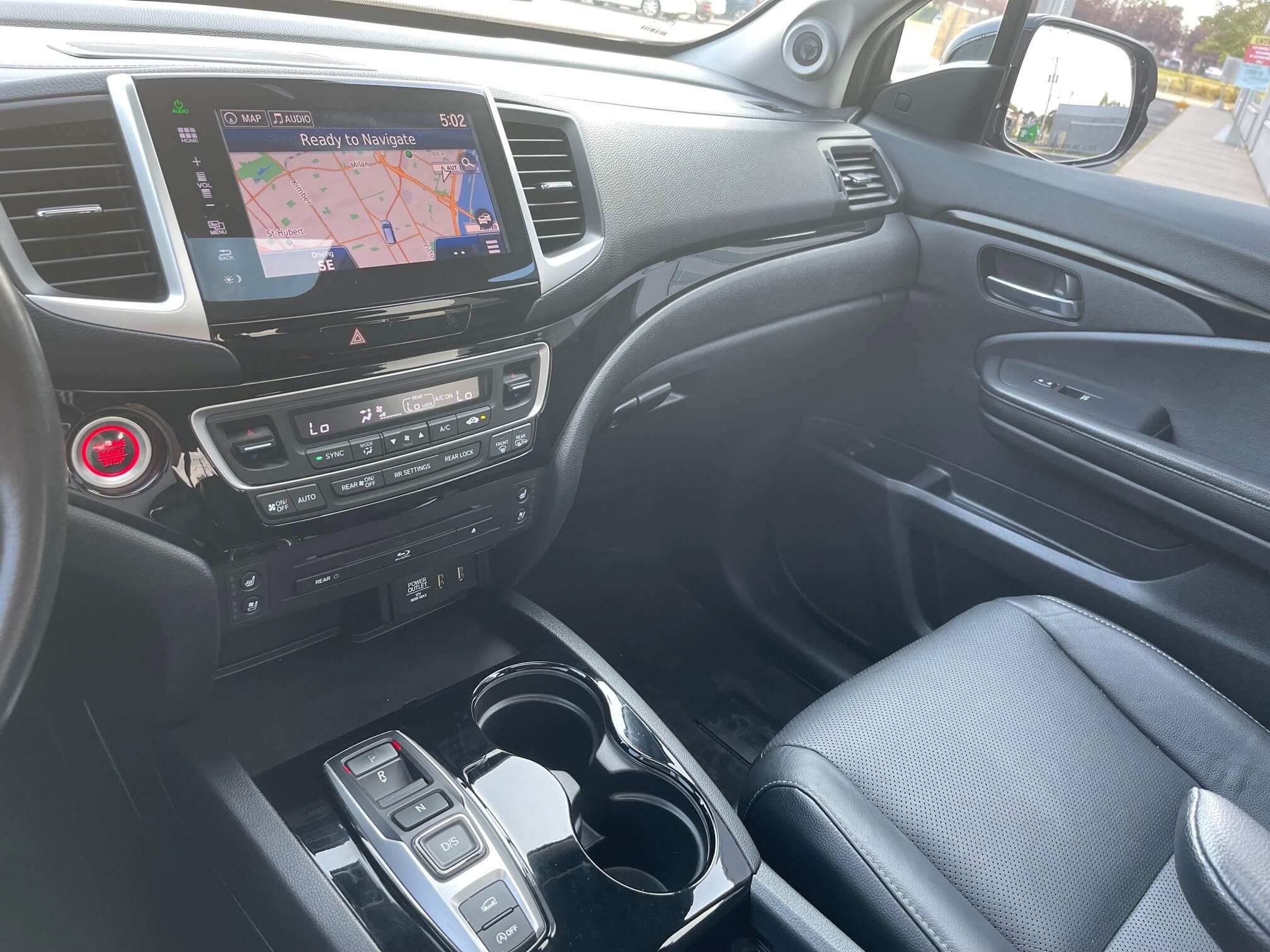 2016 Honda Pilot complet
