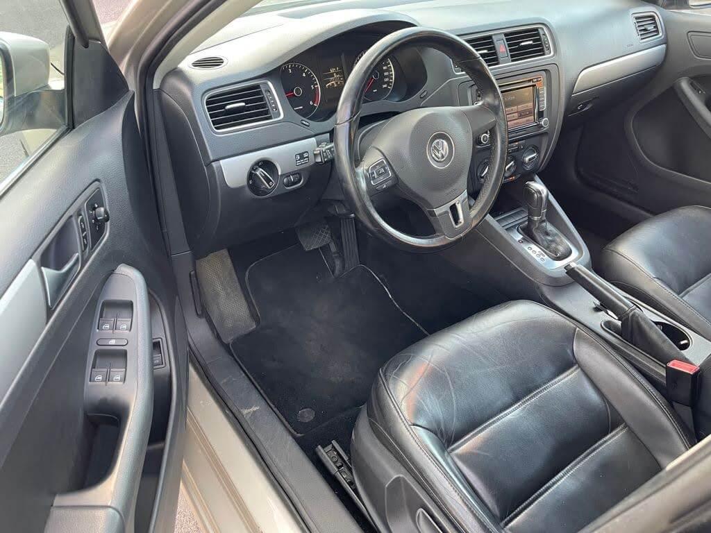 2012 Volkswagen Jetta complet