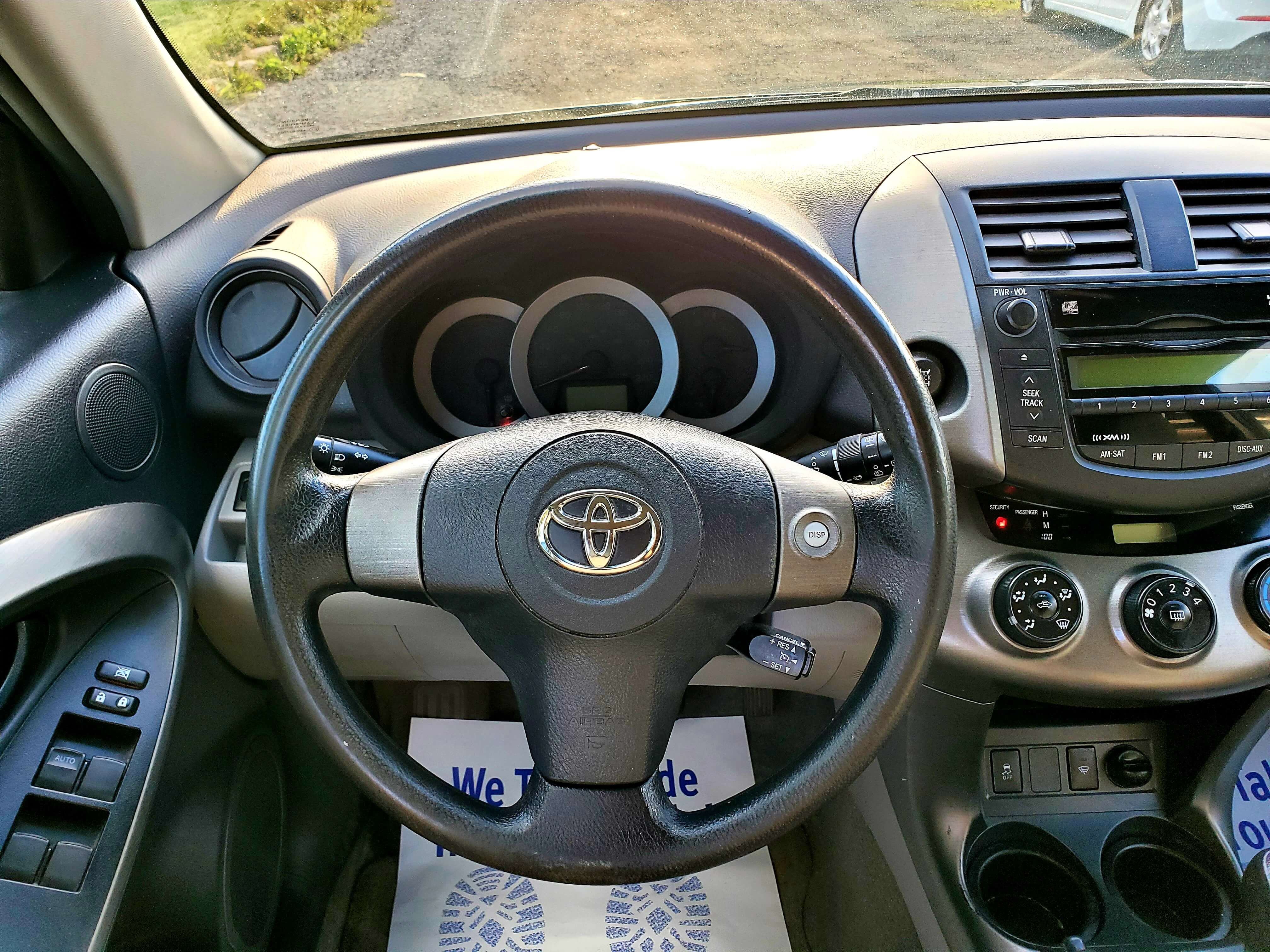 2010 TOYOTA RAV4 AWD 4Cyl complet
