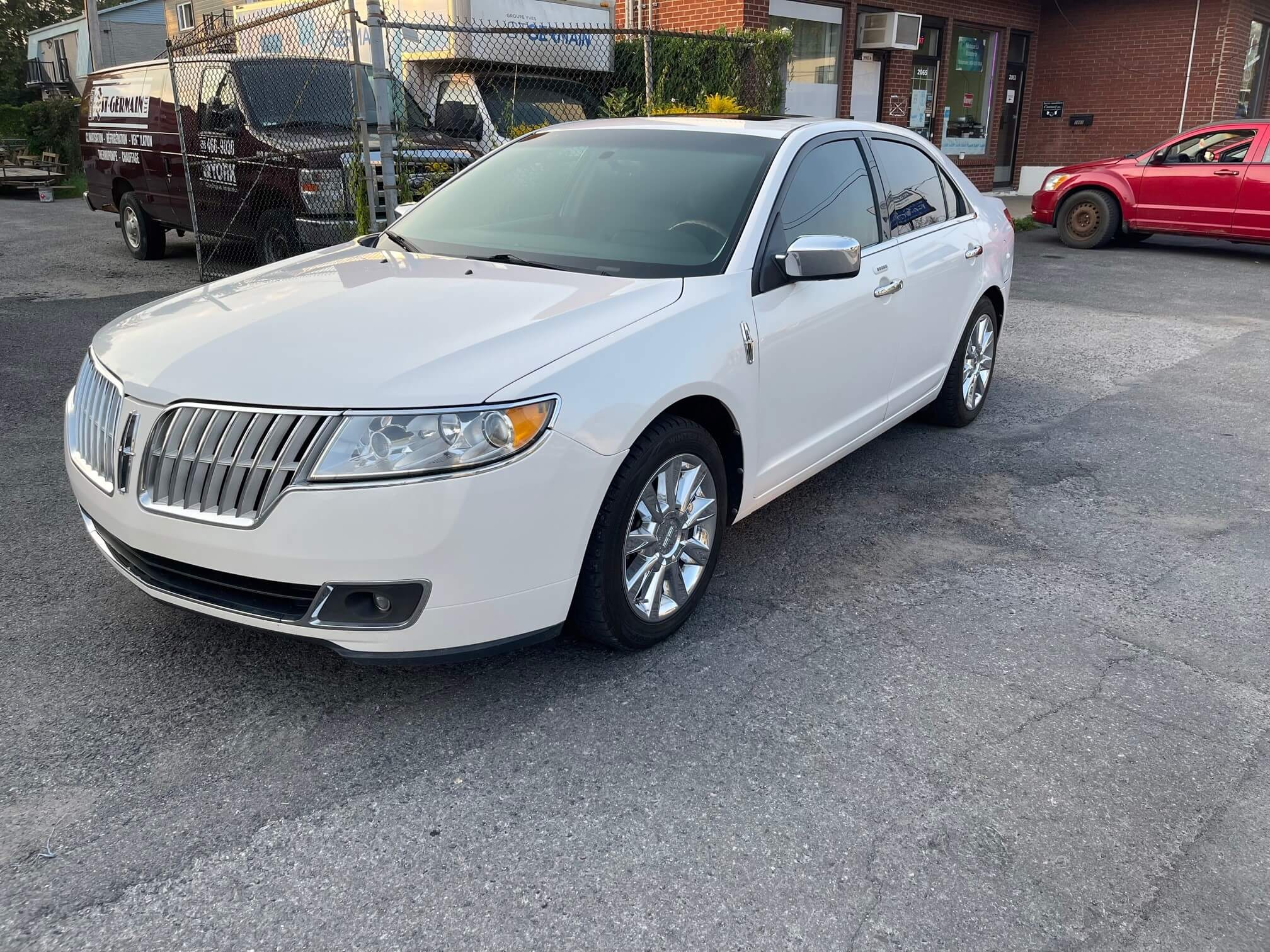 2012 Lincoln MKZ complet