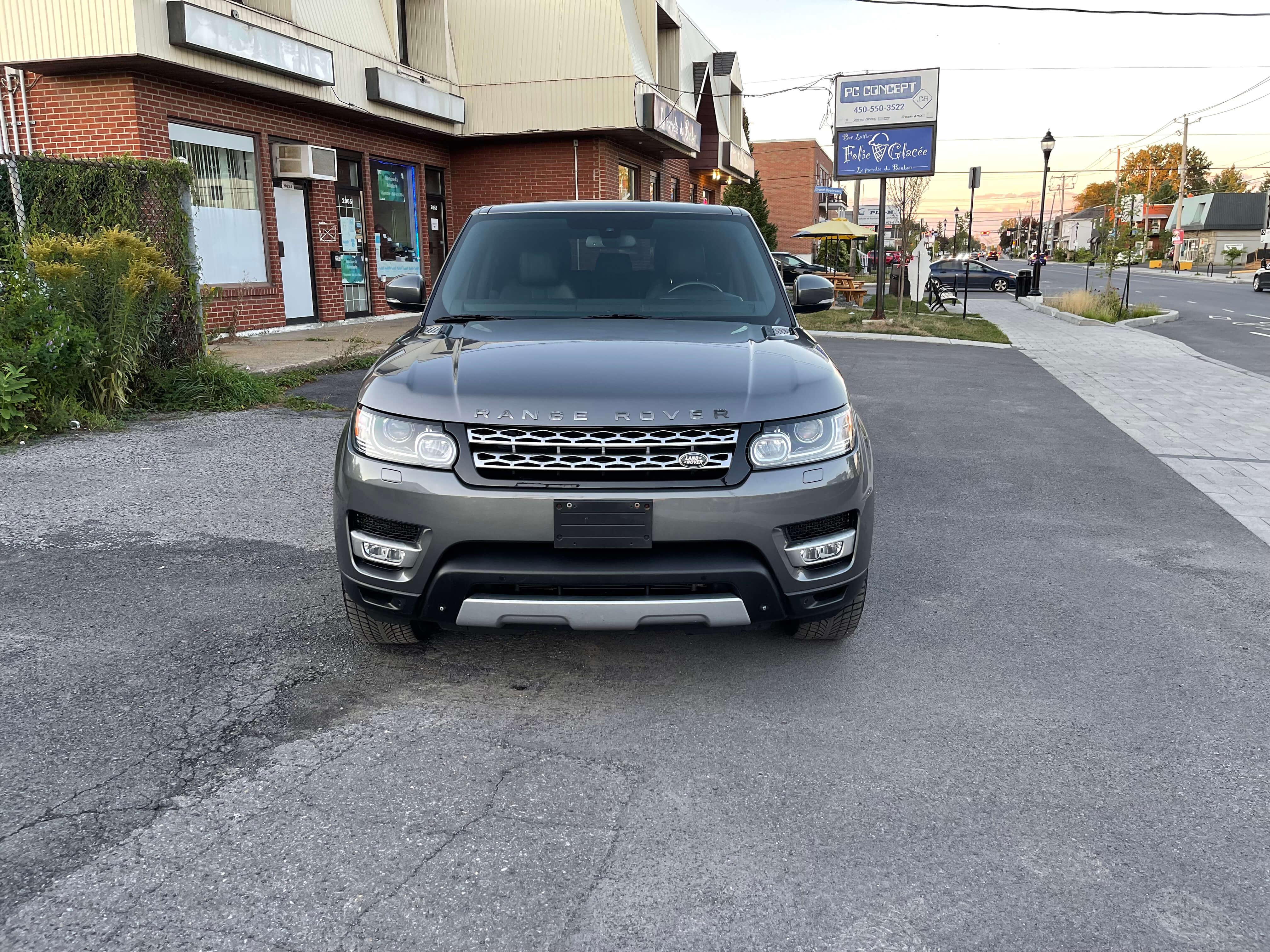 2014 Land Rover Range Rover Sport complet