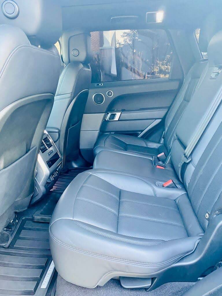 2019 Land Rover Range Rover Sport complet