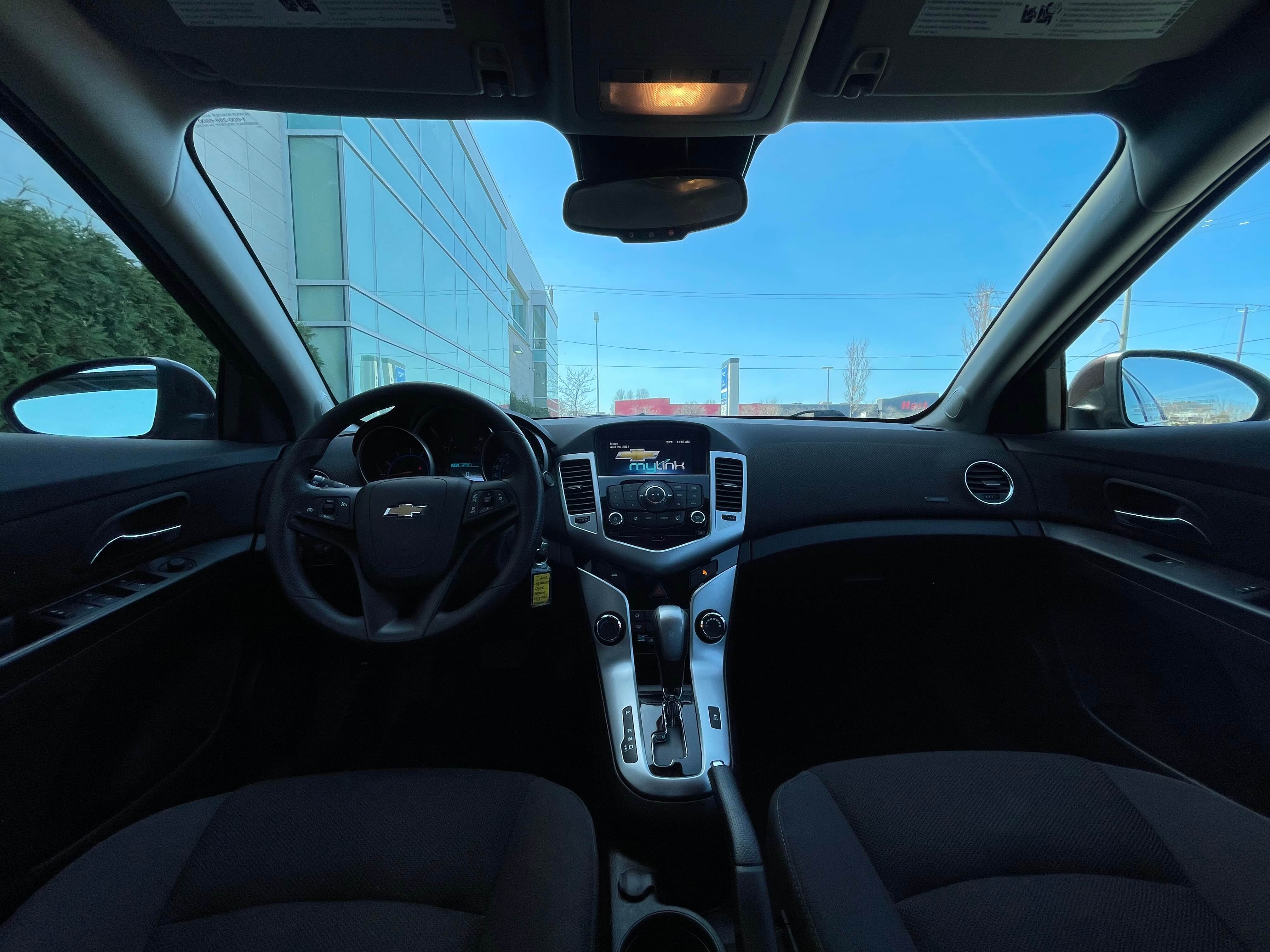 2015 Chevrolet Cruze Automatic complet