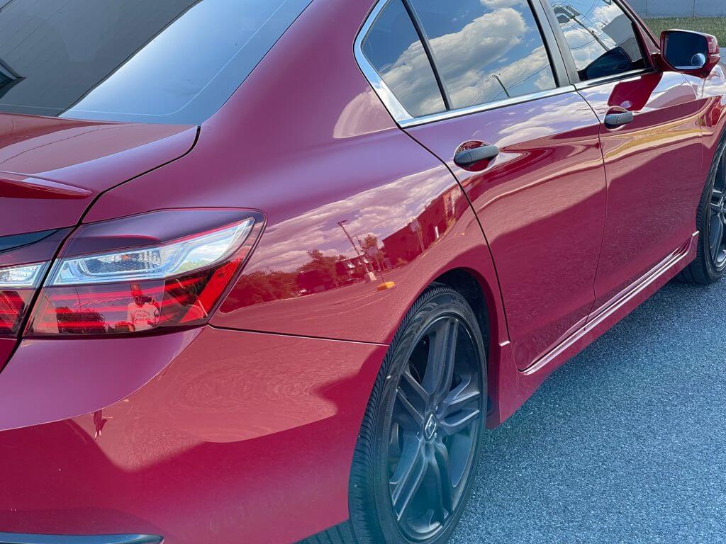 2017 Honda Accord complet