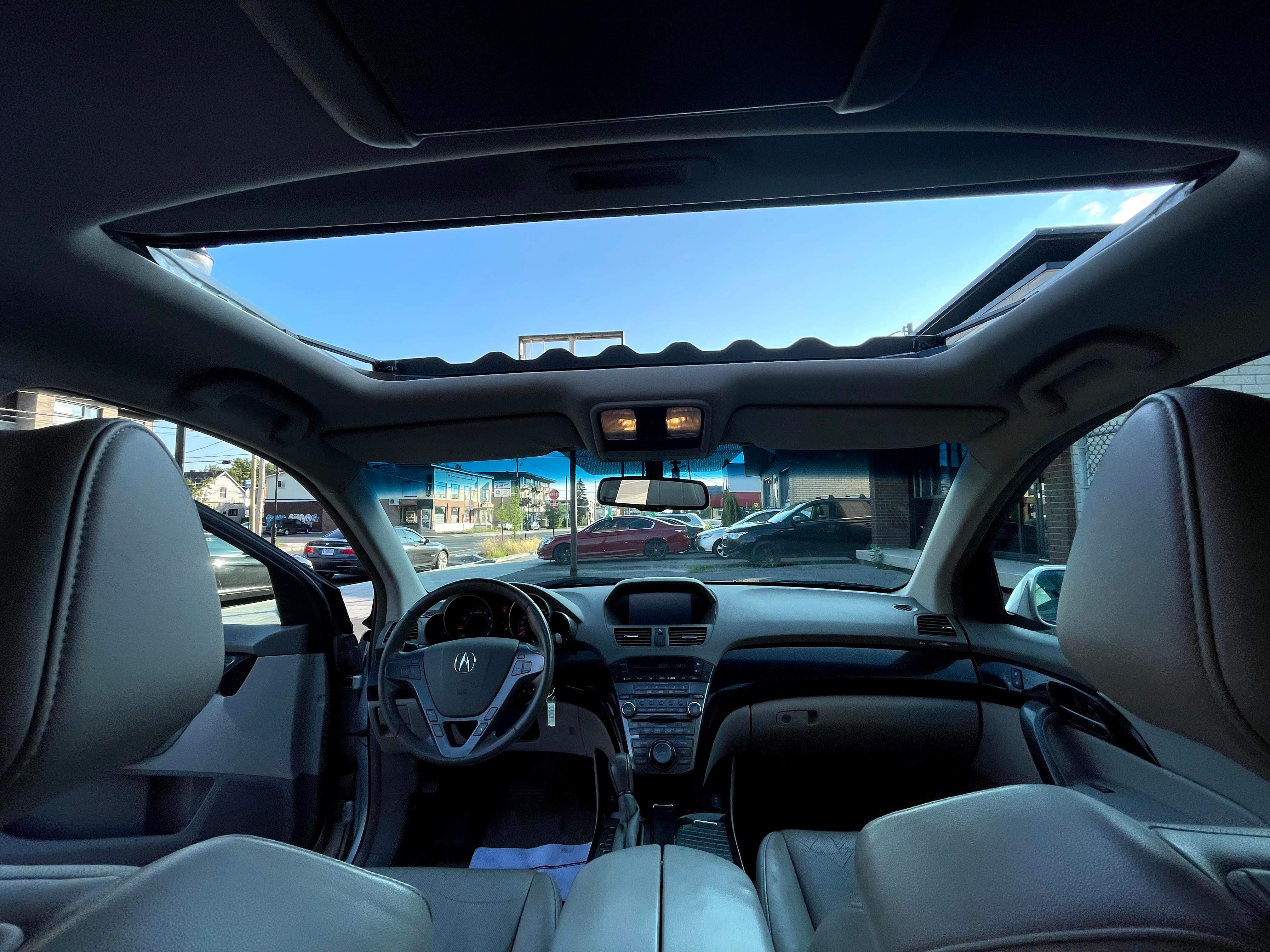 2009 Acura MDX complet