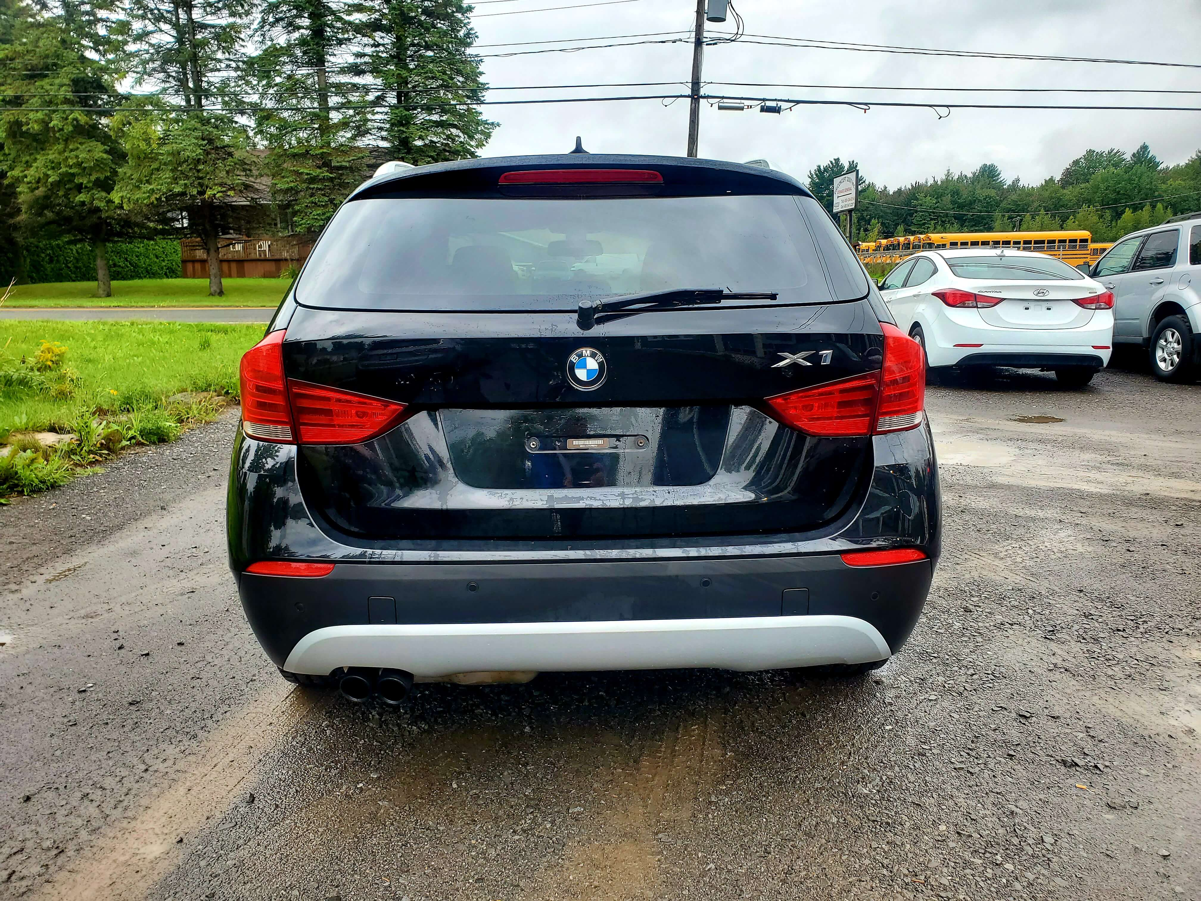 2012 BMW X1 XDRIVE PUSH START,  LEATHER,  PANO complet